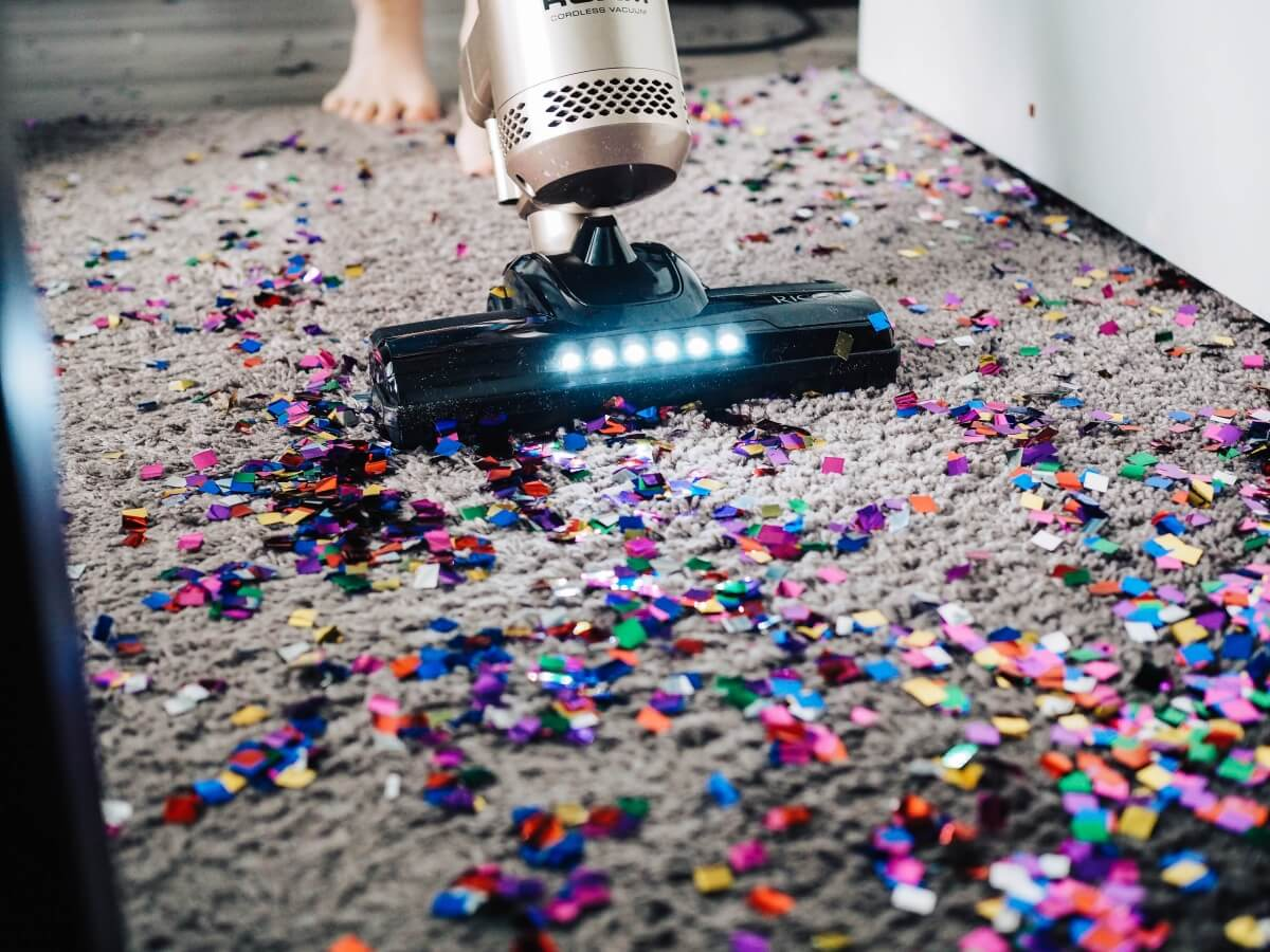 carpet cleaning myths